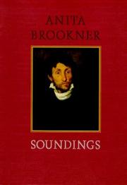Cover of: Soundings