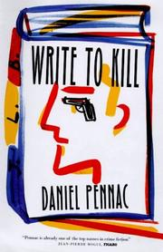 Cover of: Write to Kill
