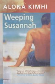 Cover of: Weeping Susannah