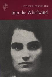 Cover of: Into the Whirlwind (Harvill Press Editions)