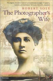 Cover of: Photographer's Wife, The