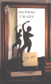 Cover of: I'm Off