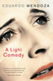 Cover of: A Light Comedy