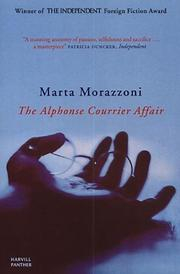Cover of: The Alphonse Courrier Affair