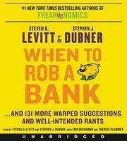 Cover of: When to Rob a Bank CD