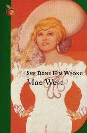 Cover of: She done him wrong