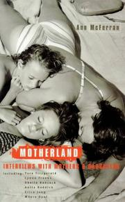 Cover of: Motherland