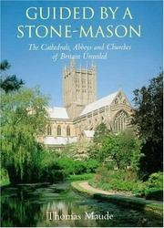 Cover of: Guided by a stone-mason | Maude, Thomas.