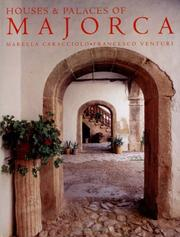 Cover of: Houses and Palaces of Majorca | Mariella Caracciollo