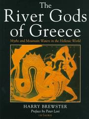 Cover of: The river gods of Greece
