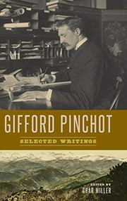 Cover of: Gifford Pinchot