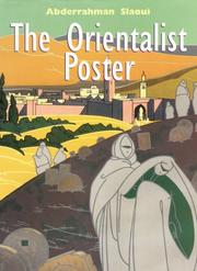 Cover of: The Orientalist Poster