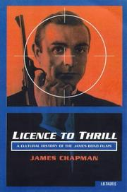 Cover of: Licence to Thrill
