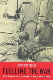 Cover of: Fuelling the war | Louis Wesseling