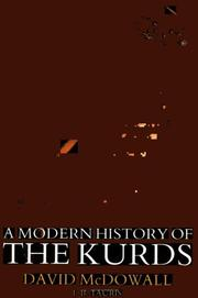 Cover of: A modern history of the Kurds