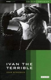 Cover of: Ivan the terrible | Joan Neuberger