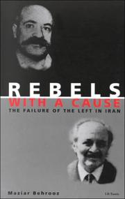 Cover of: Rebels With A Cause