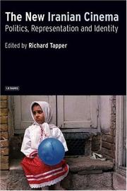 Cover of: The New Iranian Cinema | Richard Tapper