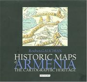 Cover of: Historic Maps of Armenia