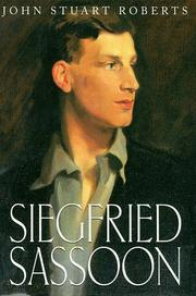 Cover of: Siegfried Sassoon:(1886-1967)