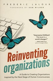 Cover of: Reinventing Organizations by