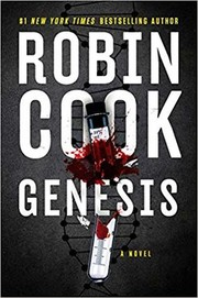 Cover of: Genesis | Robin Cook