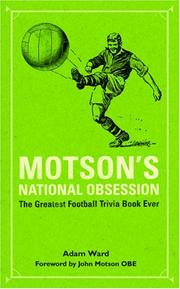 Cover of: Motson