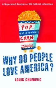 Cover of: Why Do People Love America?