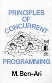 Cover of: Principles of concurrent programming