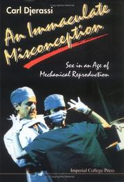 Cover of: An immaculate misconception