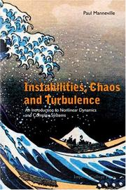 Cover of: Instabilities, Chaos And Turbulence