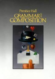 Cover of: Prentice Hall Grammar and Composition | Gary Forlini