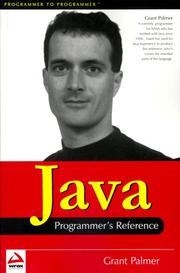 Cover of: Java Programmer