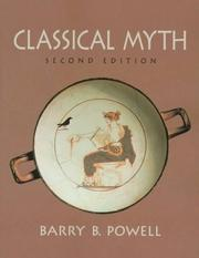 Cover of: Classical myth | Barry B. Powell