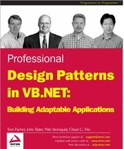 Cover of: Professional Design Patterns in VB.NET | Tom Fischer