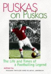 Cover of: Puskas on Puskas |