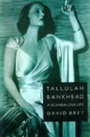 Cover of: Tallulah Bankhead