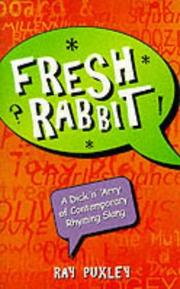 Cover of: Fresh rabbit