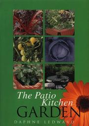 Cover of: The Patio Kitchen Garden | Daphne Ledward