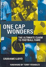 Cover of: One Cap Wonders