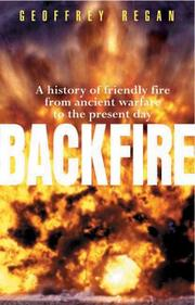 book review of backfire a history