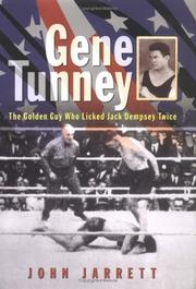 Cover of: Gene Tunney
