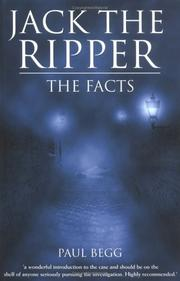 Cover of: Jack the Ripper | Paul Begg