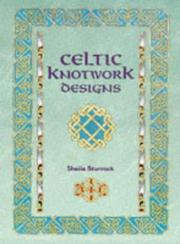 Cover of: Celtic knotwork designs