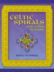 Cover of: Celtic spirals and other designs