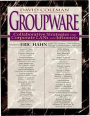 Cover of: Groupware |