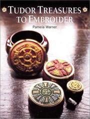 Cover of: Tudor treasure to embroider