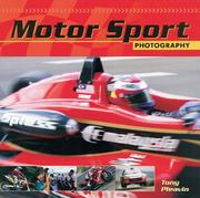 Cover of: Motor Sport Photography