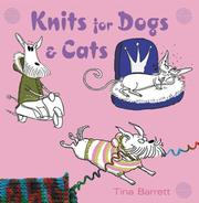 Cover of: Knits for Dogs & Cats