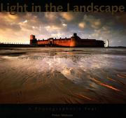 Cover of: Light in the Landscape | Peter Watson